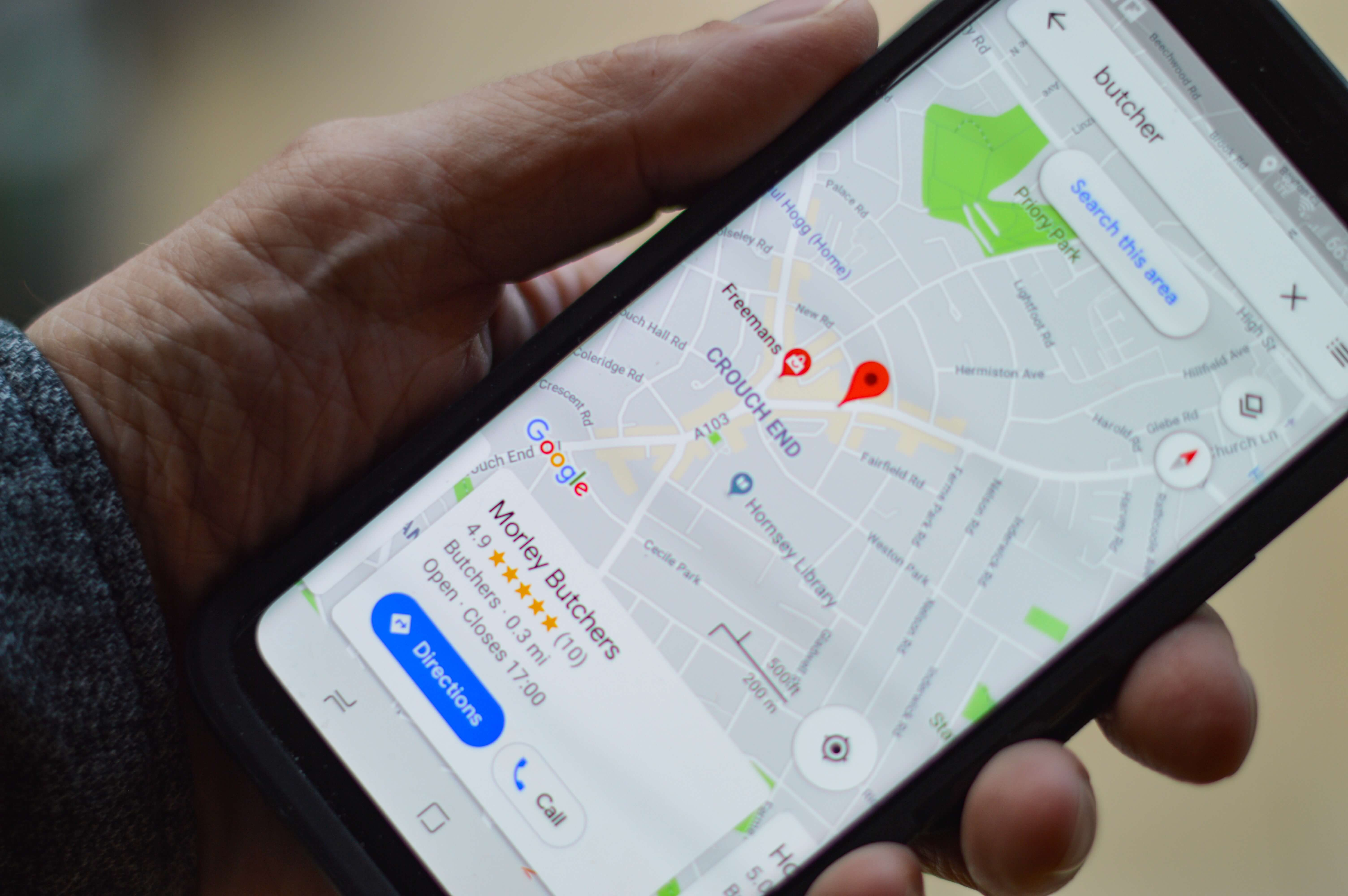How Location-Based Targeting Affects Search