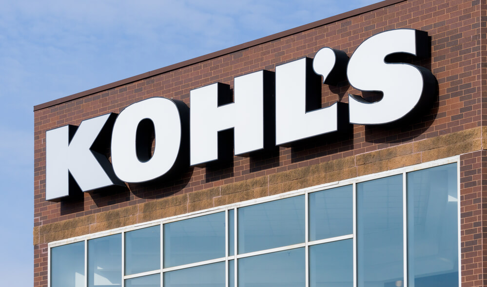 A Kohl's Storefront