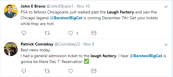 compilation of posts about barstool big cat