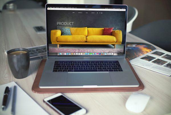 cro on an ecommerce desktop website